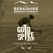 Berkshire Brewing Company 'Gold Spike Ale'